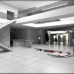 Institut de Cercetare în Nanotehnologii și Materiale Avansate - Interior