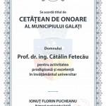diploma cetatean de onoare-2019
